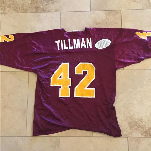 official photos 8ee8b f86b8 Tillman Jersey